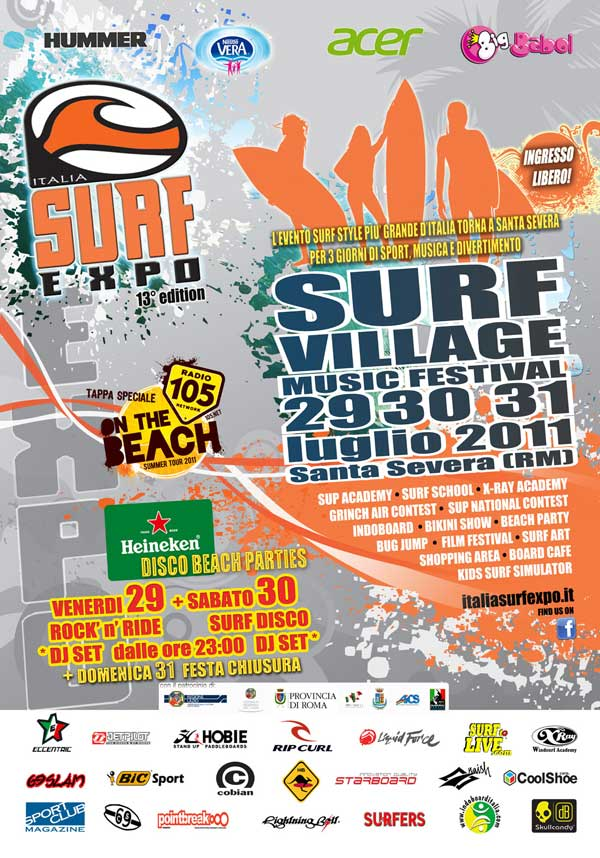 Questa è stata la tredicesima volta di ITALIA SURF EXPO e 517d23697375